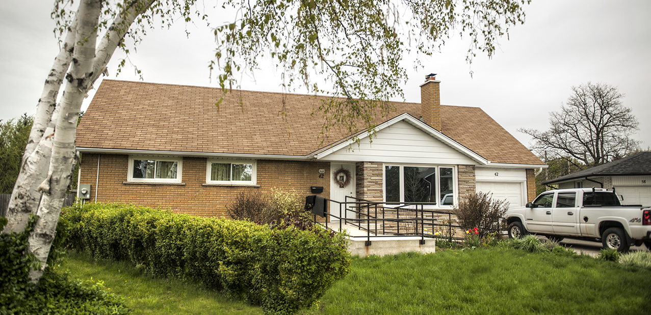 Evelyn Home – Kitchener – 5 Adults served with 24 hour support
